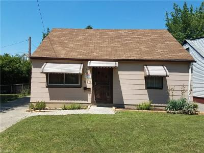 Cleveland Single Family Home For Sale: 10901 Parkedge Dr
