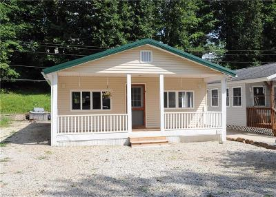 Guernsey County Single Family Home For Sale: Lashley Rd