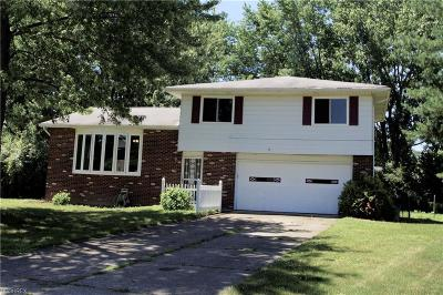 Brunswick Single Family Home For Sale: 444 Marchmont Ct