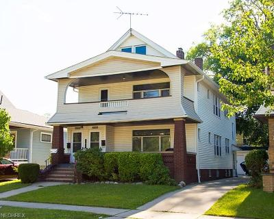 Lakewood Multi Family Home For Sale: 2174 Chesterland Ave