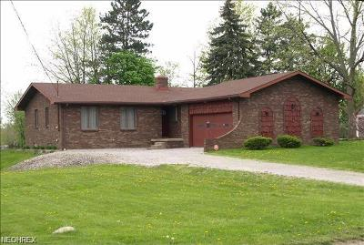 Girard Single Family Home For Sale: 727 Churchill Rd
