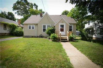 Mineral Ridge Single Family Home For Sale: 1356 Depot St