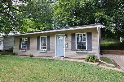 Zanesville OH Single Family Home For Sale: $82,900