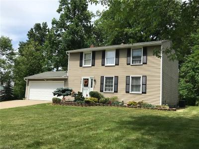 Single Family Home For Sale: 9709 Fox Hill Trl