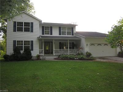 Single Family Home For Sale: 1093 Watson Rd