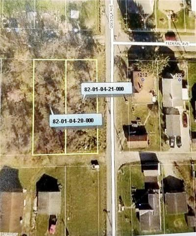 Zanesville Residential Lots & Land For Sale: Federal Ave