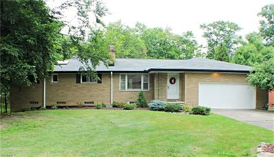 North Royalton Single Family Home For Sale: 12706 Gardenside Dr