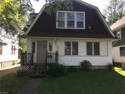 Painesville OH Single Family Home For Sale: $89,500
