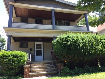 Lakewood Multi Family Home For Sale: 1431 Wyandotte Ave