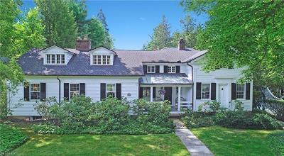 Gates Mills Single Family Home For Sale: 7530 Old Mll Rd