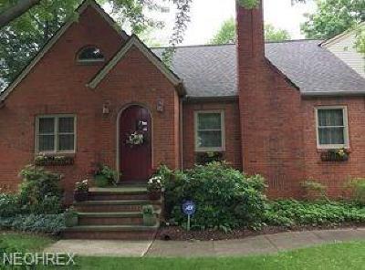Avon Lake Single Family Home For Sale: 260 Jaycox Rd