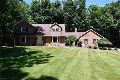 Gates Mills Single Family Home For Sale: 1066 Hillcreek Ln