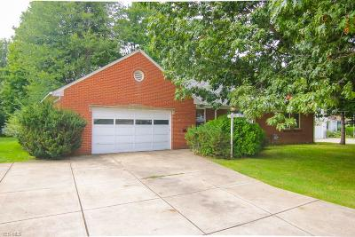 Parma Heights Single Family Home For Sale: 6362 Stumph Rd