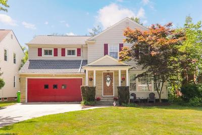 South Euclid Single Family Home For Sale: 2080 Campus Rd