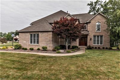 Cuyahoga County Single Family Home For Sale: 25672 Carnation Run