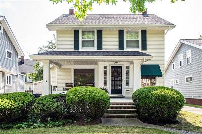 Single Family Home Sold: 3629 West 159th St