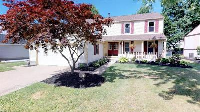 Lake County Single Family Home For Sale: 1689 Sheffield Ter