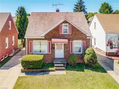Cleveland Single Family Home For Sale: 13517 Gilmore Ave