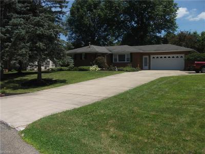 Warren Single Family Home For Sale: 589 Fairlane Dr Northwest
