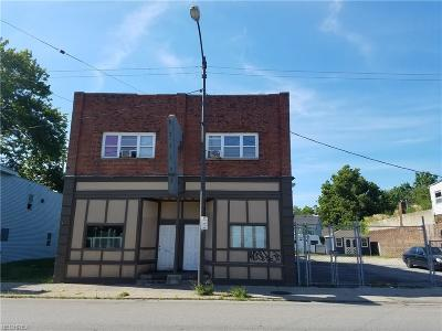 Cleveland Multi Family Home For Sale: 5100 Lorain Ave