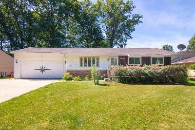 Single Family Home For Sale: 26475 Locust Dr