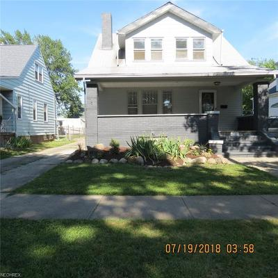 Cleveland Single Family Home For Sale: 4607 Fulton Rd