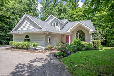 Chesterland Single Family Home For Sale: 12427 Sperry Rd