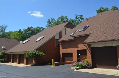 South Euclid Single Family Home For Sale: 4675 Mayfield Rd #E