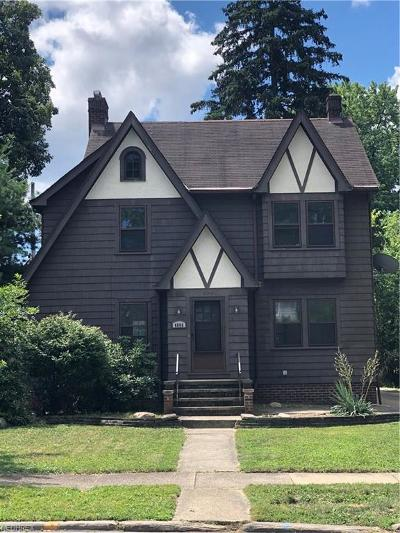 South Euclid Single Family Home For Sale: 4066 Buxton Rd