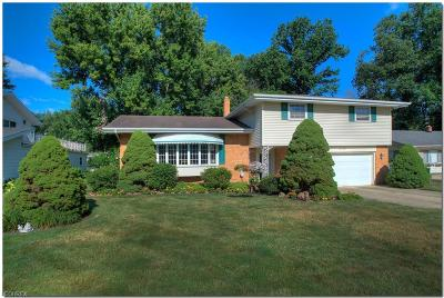 North Olmsted Single Family Home For Sale: 5158 Devon Dr