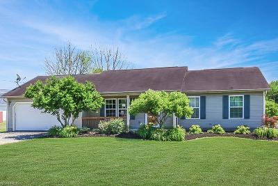Madison Single Family Home For Sale: 5574 River Rd