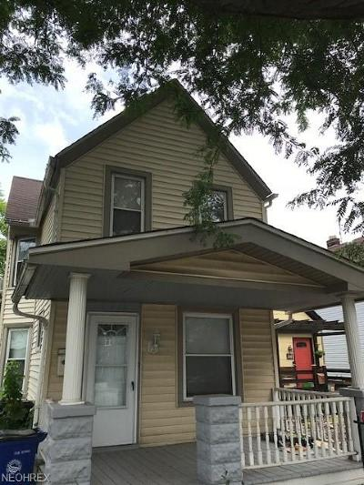 Cleveland Single Family Home For Sale: 1919 West 48 St