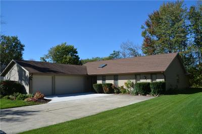Strongsville OH Single Family Home For Sale: $235,000