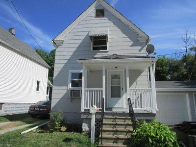 Elyria Single Family Home For Sale: 130 Quincy St