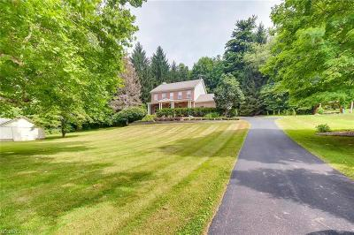 Licking County Single Family Home For Sale: 1991 Cambria Mill Rd