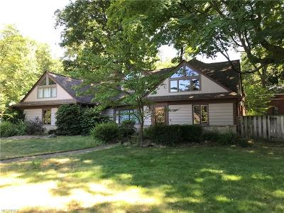 Cleveland Heights Single Family Home For Sale: 2880 Berkshire Rd