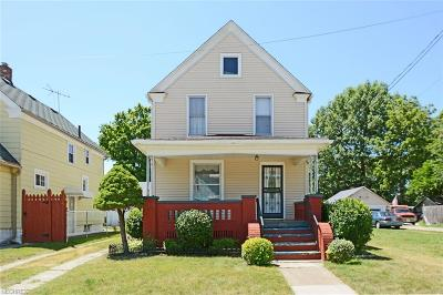 Lorain Single Family Home For Sale: 652 Brownell Ave