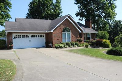 Byesville Single Family Home For Sale: 9925 Country Club Estate Dr