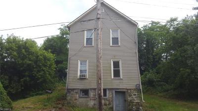 Ashtabula County Multi Family Home For Sale: 804 East 8th St