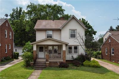 Cleveland Single Family Home For Sale: 4820 West 14th St