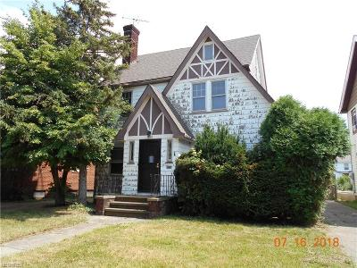 Cleveland Single Family Home For Sale: 18310 La Salle Ave