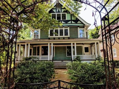 Cleveland Multi Family Home For Sale: 2950 West 14th St