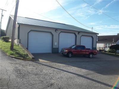 Morgan County Commercial For Sale: 195 North Third St