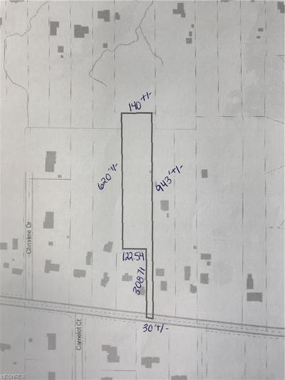 Willoughby Hills Residential Lots & Land For Sale: Euclid Chardon Rd