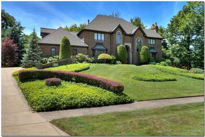 Westlake Single Family Home For Sale: 23547 Quail Hollow