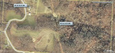Muskingum County Residential Lots & Land For Sale: Fattler Rdg