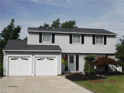 North Royalton Single Family Home For Sale: 8640 Stephanie Dr