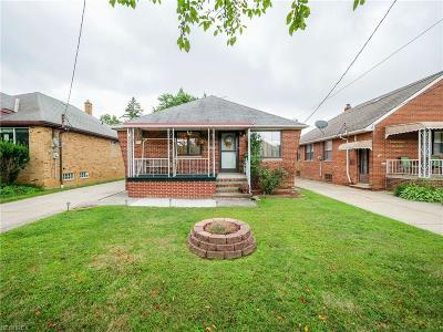 Cleveland Single Family Home For Sale: 5609 Wichita Ave