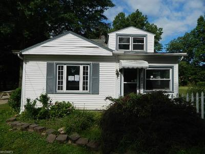 Wickliffe Single Family Home For Sale: 692 Bryn Mawr Ave