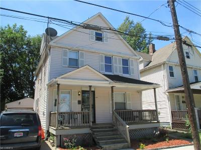 Cleveland Single Family Home For Sale: 8002 Bellevue Ave